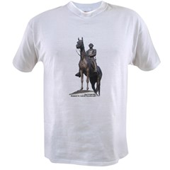 Robert E. Lee at Gettysburg Value T-shirt
