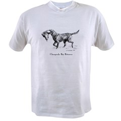 Chesapeake Bay Retriever Value T-shirt