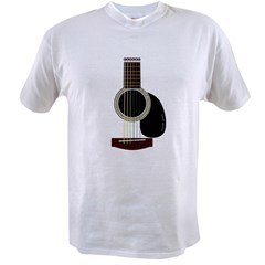 acoustic guitar Value T-shirt