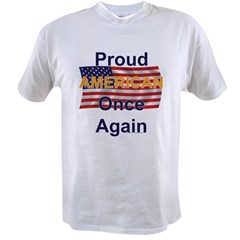 American Pride Value T-shirt