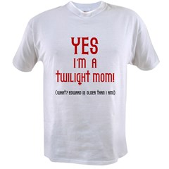 Twilight Mom Value T-shirt