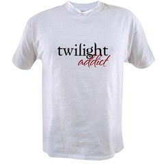 Twilight Addict Value T-shirt