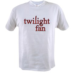 Twilight Fan Red Value T-shirt