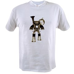 musicrobot_color.jpg Value T-shirt