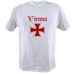 Vienna (iron cross) Value T-shirt