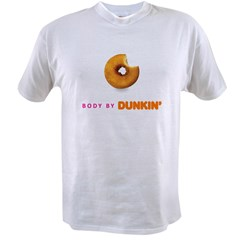 Body by Dunkin Value T-shirt
