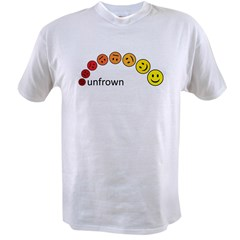 unfrown Value T-shirt