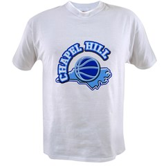Chapel Hill Basketbal Value T-shirt