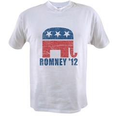 Romney 2012 Value T-shirt