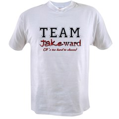 Team Jakeward Twilight Gifts Value T-shirt