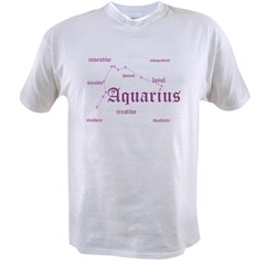 Aquarius Value T-shirt