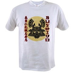 Bushido Value T-shirt