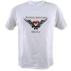 MS Warrior Value T-shirt