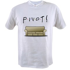 Pivot! Value T-shirt