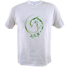 The Alien Value T-shirt