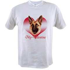 Tan Shep Valentine Value T-shirt