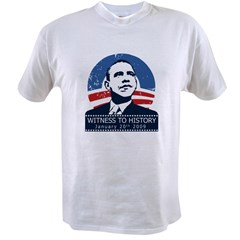Obama Inauguration Value T-shirt