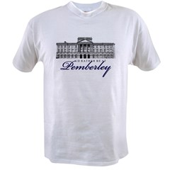 Id rather be at Pemberley Value T-shirt