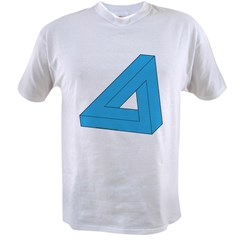 Optical Delusion Value T-shirt