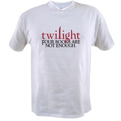 FourBooks3 Value T-shirt