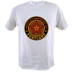 People's Republic of Portland Value T-shirt