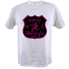 Doctor Diva League Value T-shirt