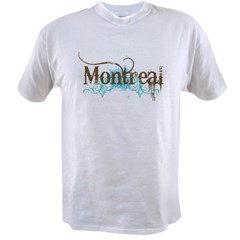 Montreal Value T-shirt