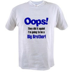 Oops Big Brother Value T-shirt