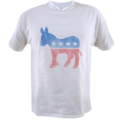 Democratic Donkey Value T-shirt