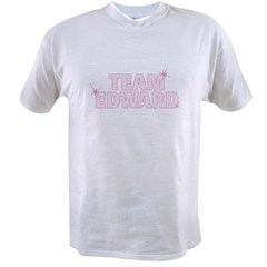 Team Edward (sparkly) Value T-shirt