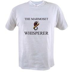 The Marmoset Whisperer Value T-shirt