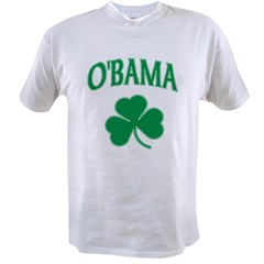 Irish Obama Value T-shirt