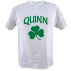 Quinn Irish Value T-shirt