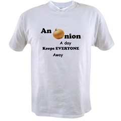 Onion A Day Value T-shirt