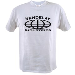 Vandelay Industries Value T-shirt