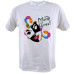 Mardi Gras T-Shirts Value T-shirt