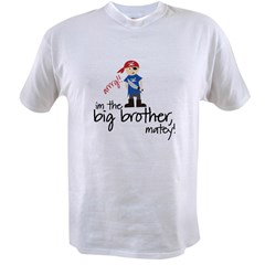 pirate_bigbrother Value T-shirt
