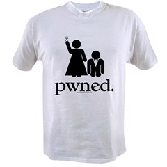 Pwned! Value T-shirt