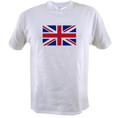 Union Jack Value T-shirt