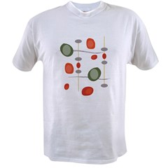 NeoJazz Vermilion Art-Tee Value T-shirt
