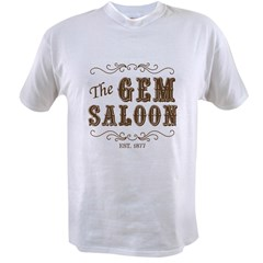 The Gem Saloon Value T-shirt