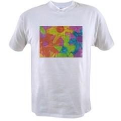 Spring Flowers Value T-shirt