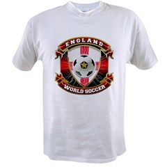 England Soccer Power Value T-shirt