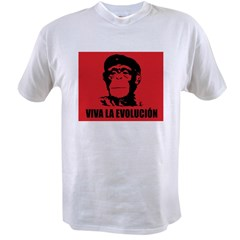 Viva La evolucion Value T-shirt