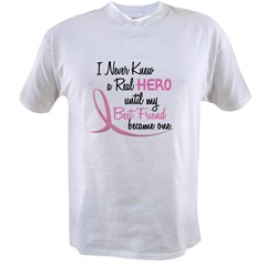 Never Knew A Hero 3 Best Friend BC Value T-shirt