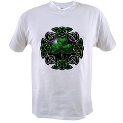 St. Patrick's Day Celtic Knot Value T-shirt