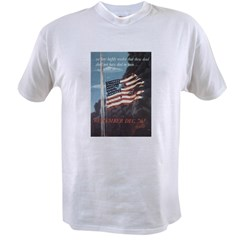 Navy WWII Poster Value T-shirt