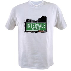 Intervale Av, Bronx, NYC Value T-shirt