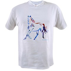 Horse of Many Colors Value T-shirt