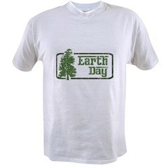 Earth Day Value T-shirt